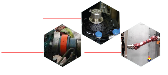 RULAND Rigid Couplings / Shaft Collars